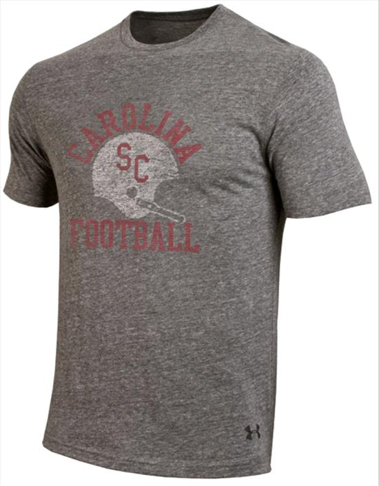 South Carolina Gamecocks Under Armour Sports Legacy Tri-Blend T-Shirt