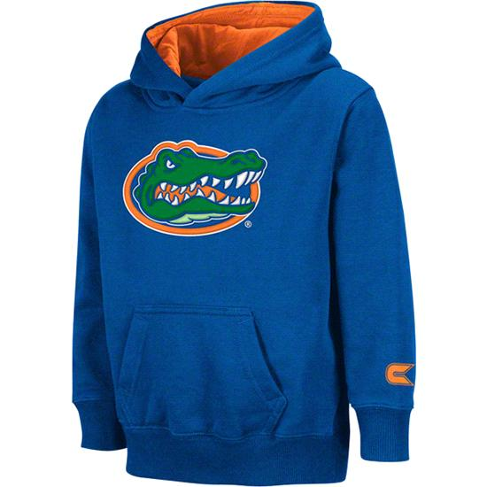 Florida Gators Kids 4-7 Royal Automatic Hooded Sweatshirt