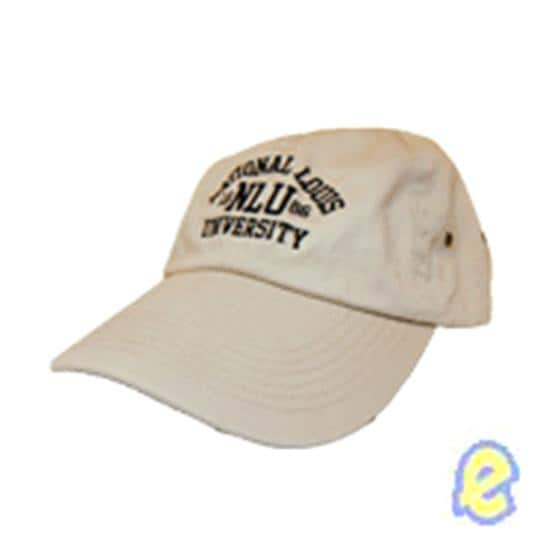 National Louis University Khaki Hat