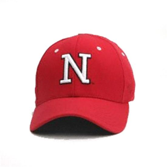 Nebraska Cornhuskers ''N'' Red ZH Flex Hat