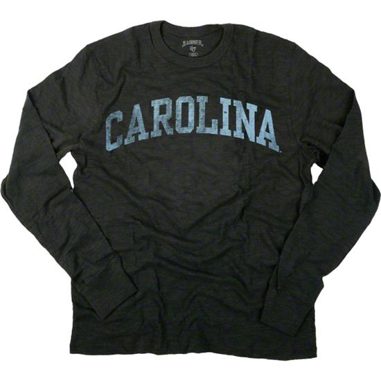 North Carolina Tar Heels '47 Brand Vintage Basic Long Sleeve Scrum T-Shirt