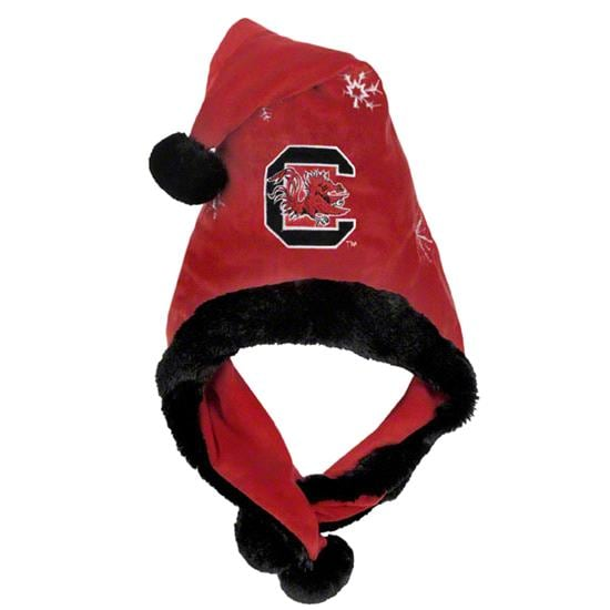 South Carolina Gamecocks Holiday Dangle Hat
