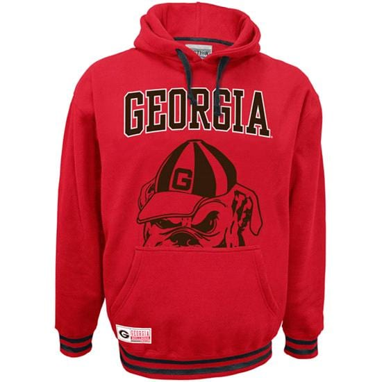 Georgia Bulldogs Red Dream Team Hooded Sweatshirt