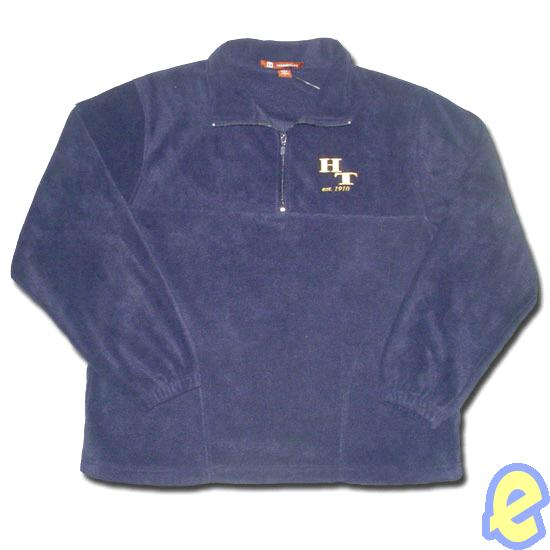 Holy Trinity High School 1/4 Zip Fleece Navy