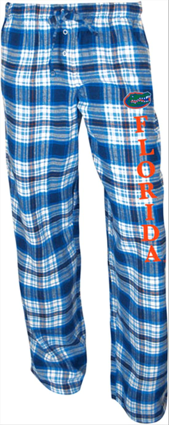 Florida Gators Women's Royal Crossroad Flannel Pants