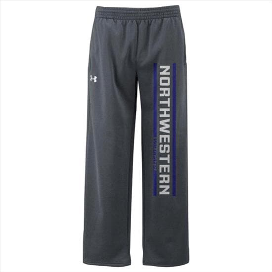 Northwestern Wildcats Under Armour Performance Fleece Sweatpants