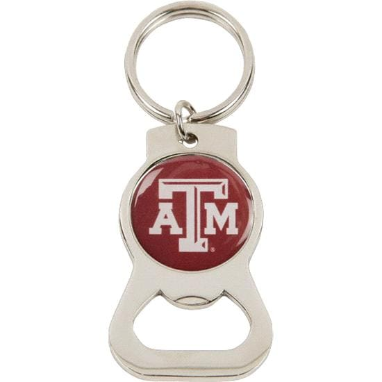 Texas A&M Aggies Bottle Opener Keychain