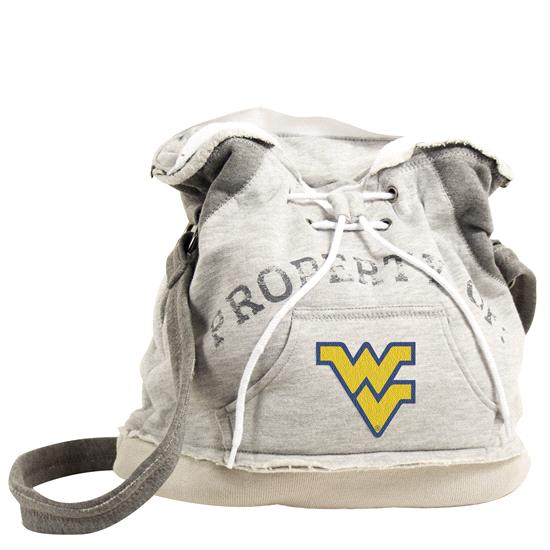 West Virginia Mountaineers Hoodie Messenger Bag