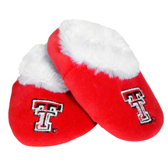 Texas Tech Red Raiders Baby Bootie Slipper
