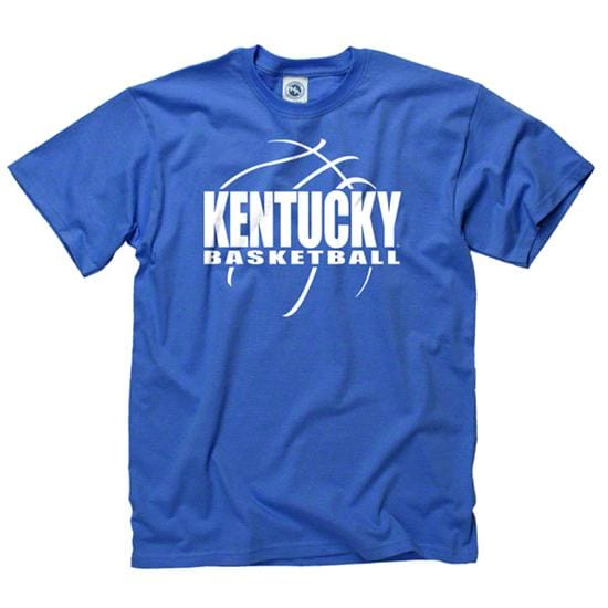 Kentucky Wildcats Royal Primetime Basketball T-Shirt