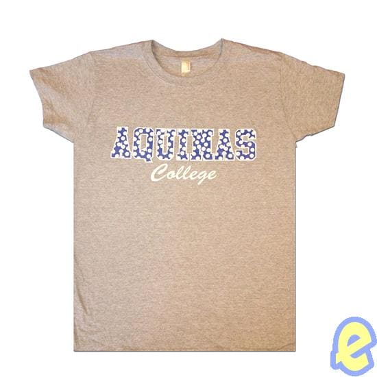 Aquinas College Polka Dots T-Shirt