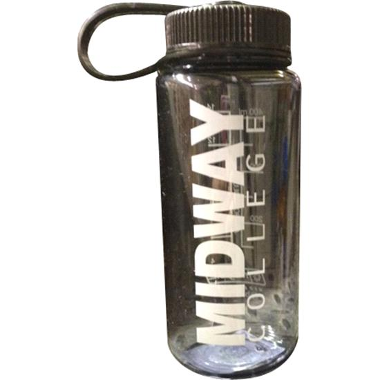 Grey Midway College 16OZ Nalgene Water Bottle