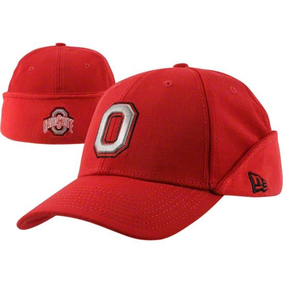 Ohio State Buckeyes New Era Downflap Flex Hat