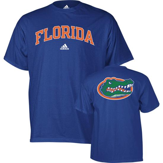 Florida Gators adidas Royal Relentless T-Shirt