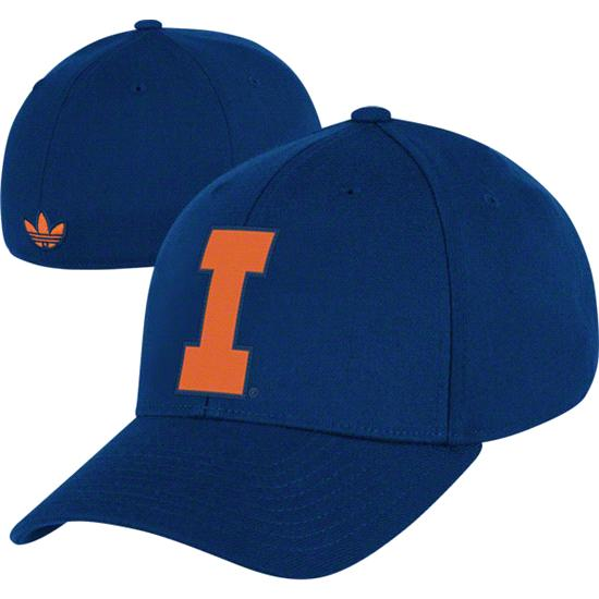 Illinois Fighting Illini adidas Originals Vault Flex Hat
