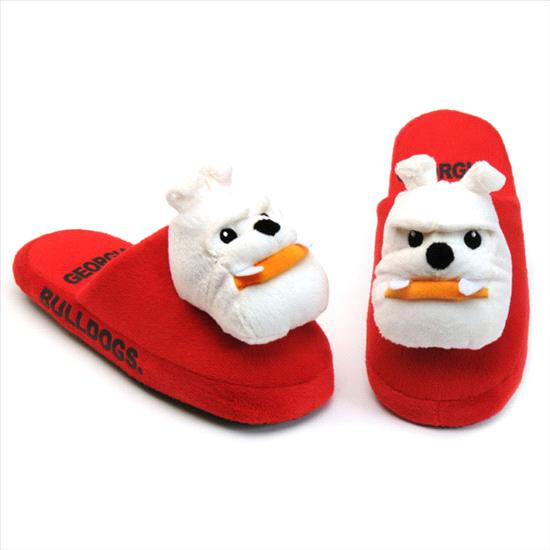 Georgia Bulldogs Mascot Slipper II