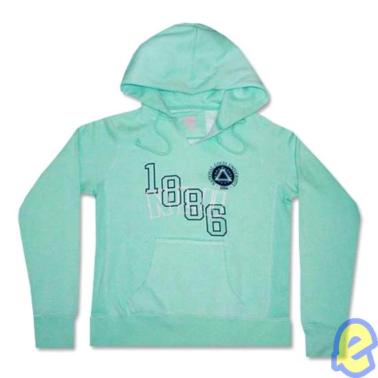 NLU Light Blue Pep Rally Hooded Sweatshirt