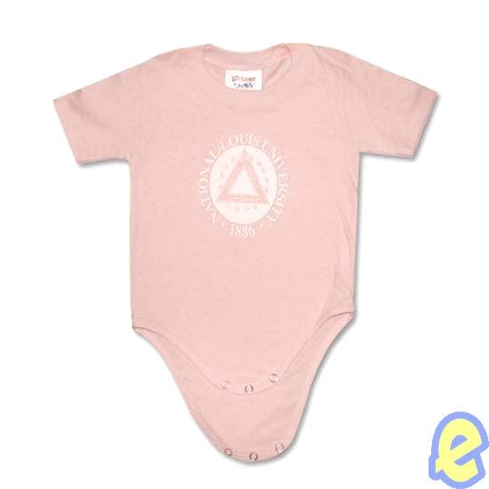 National-Louis University Pink Onesie