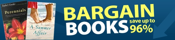 Books Clearance | Bargain Books | save up to 96% on books