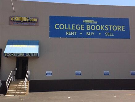 Warehouse Bookstore